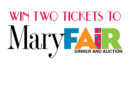 Winners announced for the MaryFair Silent Auction Donation Contest