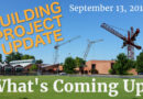 What's Coming Up? September 13, 2019